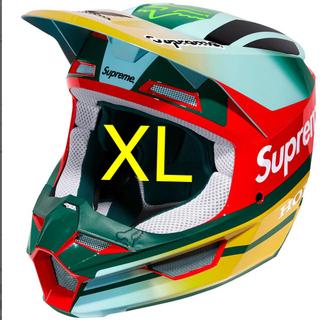 シュプリーム(Supreme)のsupreme honda racing helmet MOSS XL(ヘルメット/シールド)