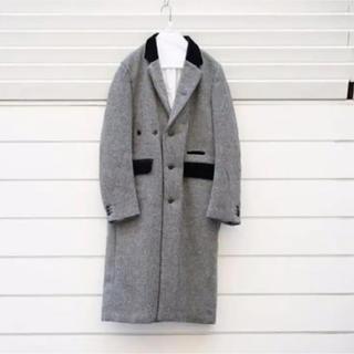 サンシー(SUNSEA)のSUNSEA 18AW gummi coat 3(チェスターコート)