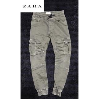 ザラ(ZARA)のZARA ジョガーパンツ メンズ(ワークパンツ/カーゴパンツ)
