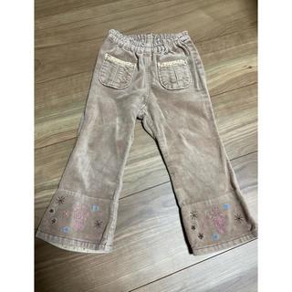 ティンカーベル(TINKERBELL)のTINKERBELL ズボン パンツ バンビ刺繍 95(パンツ/スパッツ)