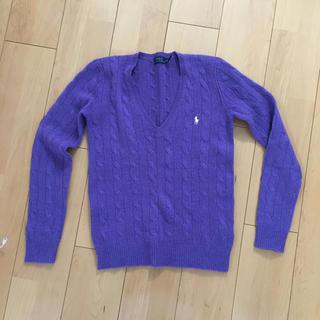 ポロラルフローレン(POLO RALPH LAUREN)の新品未使用 ラルフローレン セーター(ニット/セーター)