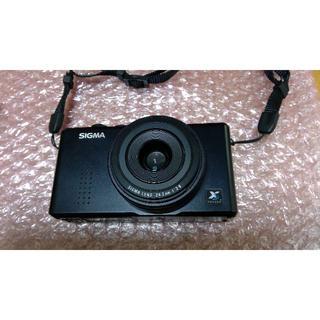シグマ(SIGMA)のSIGMA DP2(コンパクトデジタルカメラ)