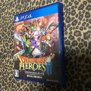 プレイステーション4(PlayStation4)のドラゴンクエストヒーローズII 双子の王と予言の終わり PS4 (家庭用ゲームソフト)
