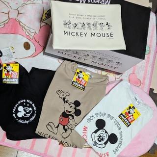 アベイル(Avail)のミッキー♡4点セット♡(Tシャツ(長袖/七分))