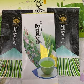 鹿児島知覧茶(茶)