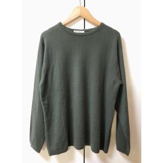 カシミヤ100%   セーター(ニット/セーター)