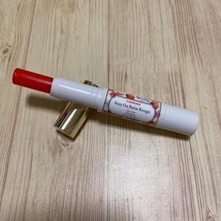 キャンメイク(CANMAKE)のキャンメイク ステイオンバームルージュ T01(口紅)