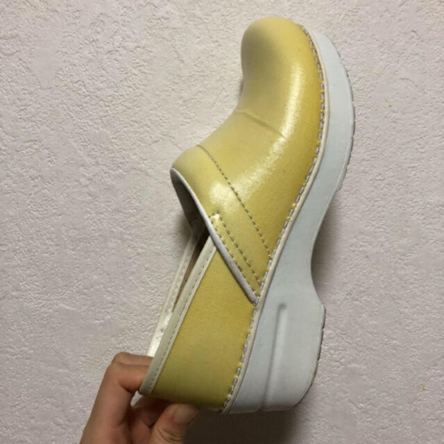dansko(ダンスコ)のダンスコ サボ イエロー レディースの靴/シューズ(その他)の商品写真