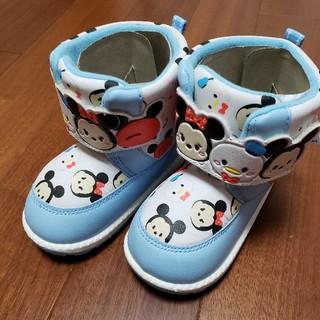 ディズニー(Disney)のツムツムキッズブーツ(ブーツ)