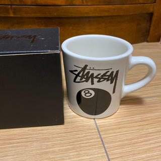 ステューシー(STUSSY)のStussy マグカップ 非売品(グラス/カップ)