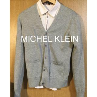 MK MICHEL KLEIN - レイヤーシャツ 2枚セット