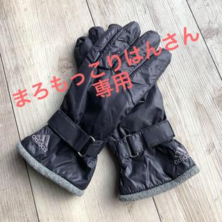 アディダス(adidas)のアディダス 手袋 ☆ グローブ  Lサイズ(手袋)