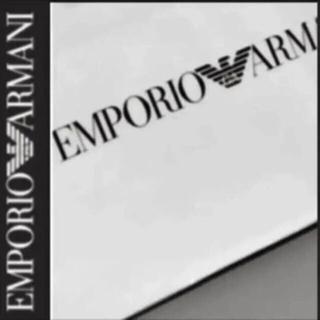 エンポリオアルマーニ(Emporio Armani)のエンポリオアルマーニ    ショッパー中 (ショップ袋)