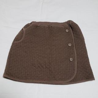 ビケット(Biquette)のビケット120cmキルトスカート(スカート)