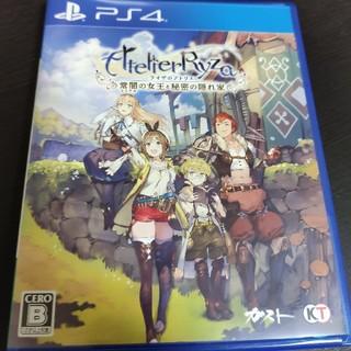 ライザのアトリエ ~常闇の女王と秘密の隠れ家~ PS4(家庭用ゲームソフト)