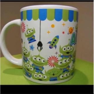 リトルグリーンメン(リトル・グリーン・メン)のリトルグリーンメン マグカップ(キャラクターグッズ)