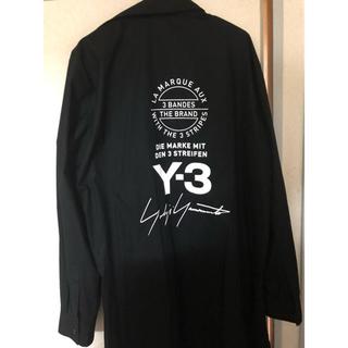 ワイスリー(Y-3)の即購値下げ中18ss Y-3 スタッフシャツ yohji yamamoto(シャツ)