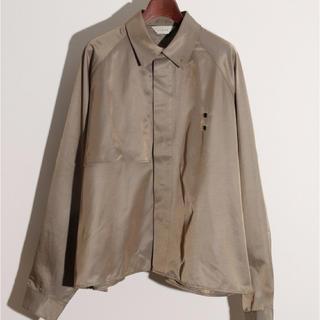 ジエダ(Jieda)の【新品未使用】jieda 20SS トレンチシャツ(シャツ)