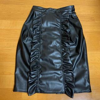 ハニーシナモン(Honey Cinnamon)のHoney Cinnamon スカート(ひざ丈スカート)