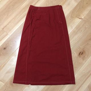 フェリシモ(FELISSIMO)のfelissimo collectionロングスカート(ロングスカート)