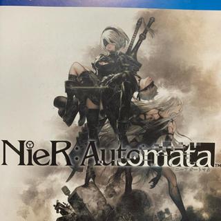 プレイステーション4(PlayStation4)のニーアオートマタ NieR Automata ps4(家庭用ゲームソフト)