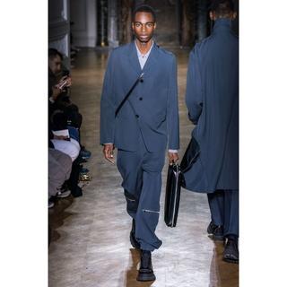 ジルサンダー(Jil Sander)のjil sander 19aw zipped work trouser(スラックス)