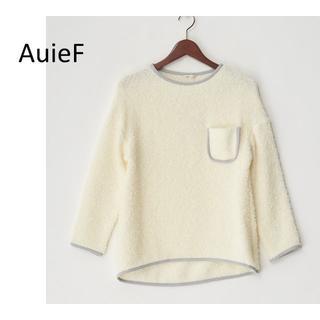アウィーエフ(AuieF)の新品AuieF ふわふわ素材可愛いニット favori(ニット/セーター)