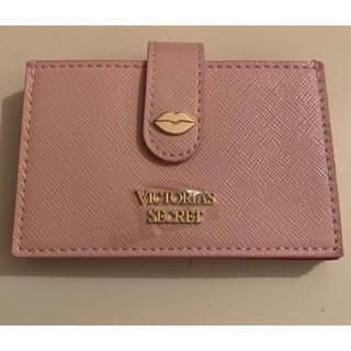 ヴィクトリアズシークレット(Victoria's Secret)のVICTORLA'SSECRETカードケース♡(その他)