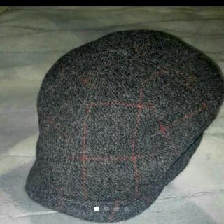 レイジブルー(RAGEBLUE)のレイジブルー キャスケット ハンチング ツイード ハット 帽子(ハンチング/ベレー帽)
