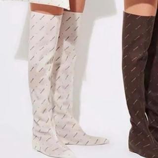 イエローブーツ(Yellow boots)の最終お値下げ MILKYBAR RAINBOOTS Lサイズ(レインブーツ/長靴)