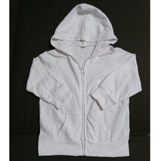 ムジルシリョウヒン(MUJI (無印良品))の無印良品 フード付きジャケット 100サイズ(ジャケット/上着)