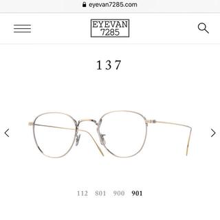 アヤメ(Ayame)のeyevan7285  mod.137 c.901(サングラス/メガネ)