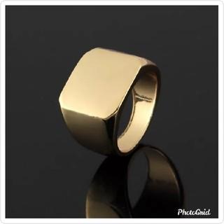 指輪 ゴールド US14号(リング(指輪))