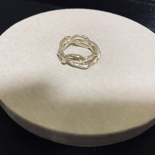 ワンエルディーケーセレクト(1LDK SELECT)のpaso.パソ シルバーリング7号(リング(指輪))