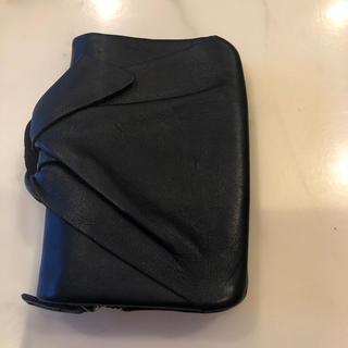 アヴリルガウ(AVRIL GAU)のAVRIL GAU  アヴリル ガウ 2つ折り財布 リボン(財布)