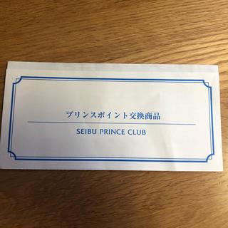 プリンスホテル 宿泊券10000P(宿泊券)