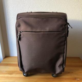 ムジルシリョウヒン(MUJI (無印良品))の無印良品 ソフトキャリーバッグ(トラベルバッグ/スーツケース)