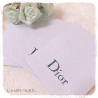 ディオール(Dior)の【Dior】ギフト袋 3枚セット✩(ショップ袋)