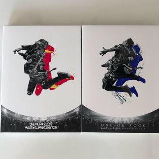ONE OK ROCK - ONEOKROCK Live DVD