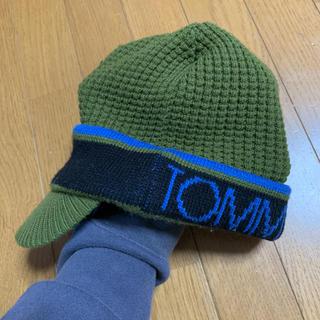 トミー(TOMMY)のTommy ニット帽(ニット帽/ビーニー)