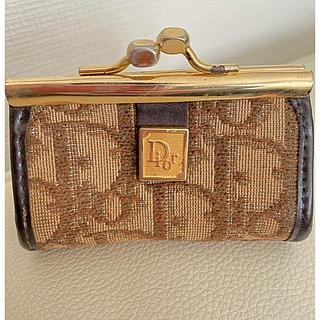 クリスチャンディオール(Christian Dior)の dior コインケース 美品(コインケース)