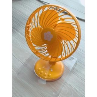 マリークワント(MARY QUANT)のマリークワント ミニ扇風機(扇風機)