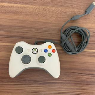 エックスボックス(Xbox)のXbox 360 有線コントローラー(家庭用ゲーム機本体)