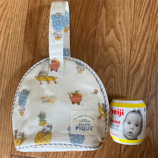 gelato pique - ジェラピケ 保冷バッグ