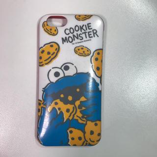セサミストリート(SESAME STREET)のiPhoneケース iPhone6 クッキーモンスター(iPhoneケース)