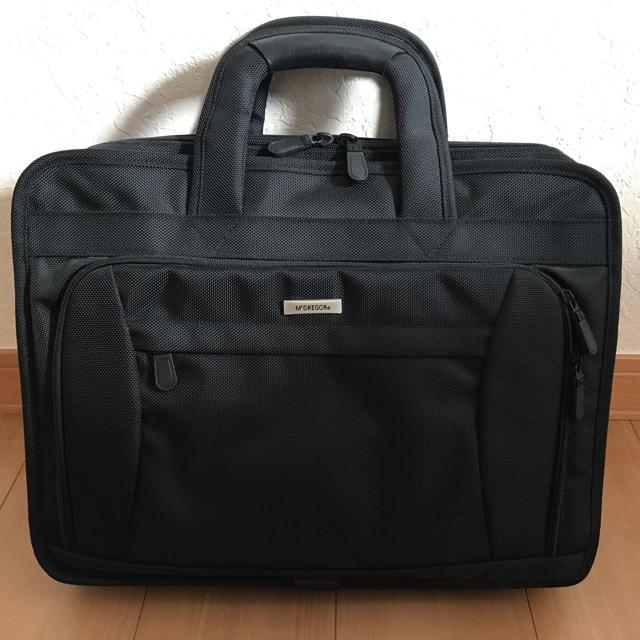 McGREGOR(マックレガー)の【新品未使用】ビジネスバッグ メンズのバッグ(ビジネスバッグ)の商品写真