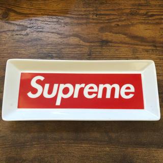 Supreme - supreme ceramic tray boxlogo トレイ ボックスロゴ