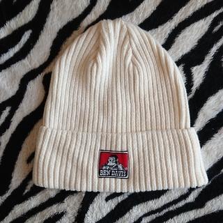ベンデイビス(BEN DAVIS)のニット帽  春物(ニット帽/ビーニー)