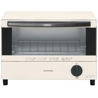 アイリスオーヤマ(アイリスオーヤマ)のアイリスオーヤマ オーブントースター 温度調節機能付(電子レンジ)