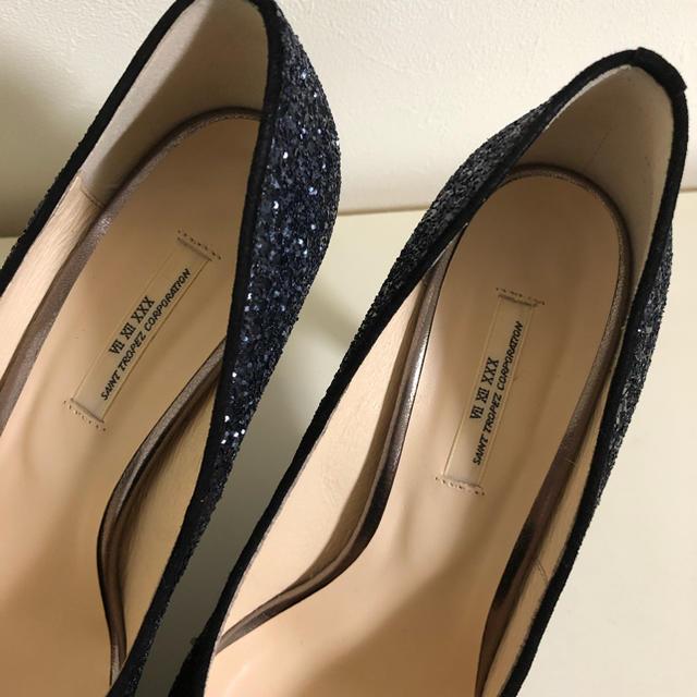 VII XII XXX(セヴントゥエルヴサーティ)のセヴントゥエルヴサーティ パンプス 23.5 レディースの靴/シューズ(ハイヒール/パンプス)の商品写真